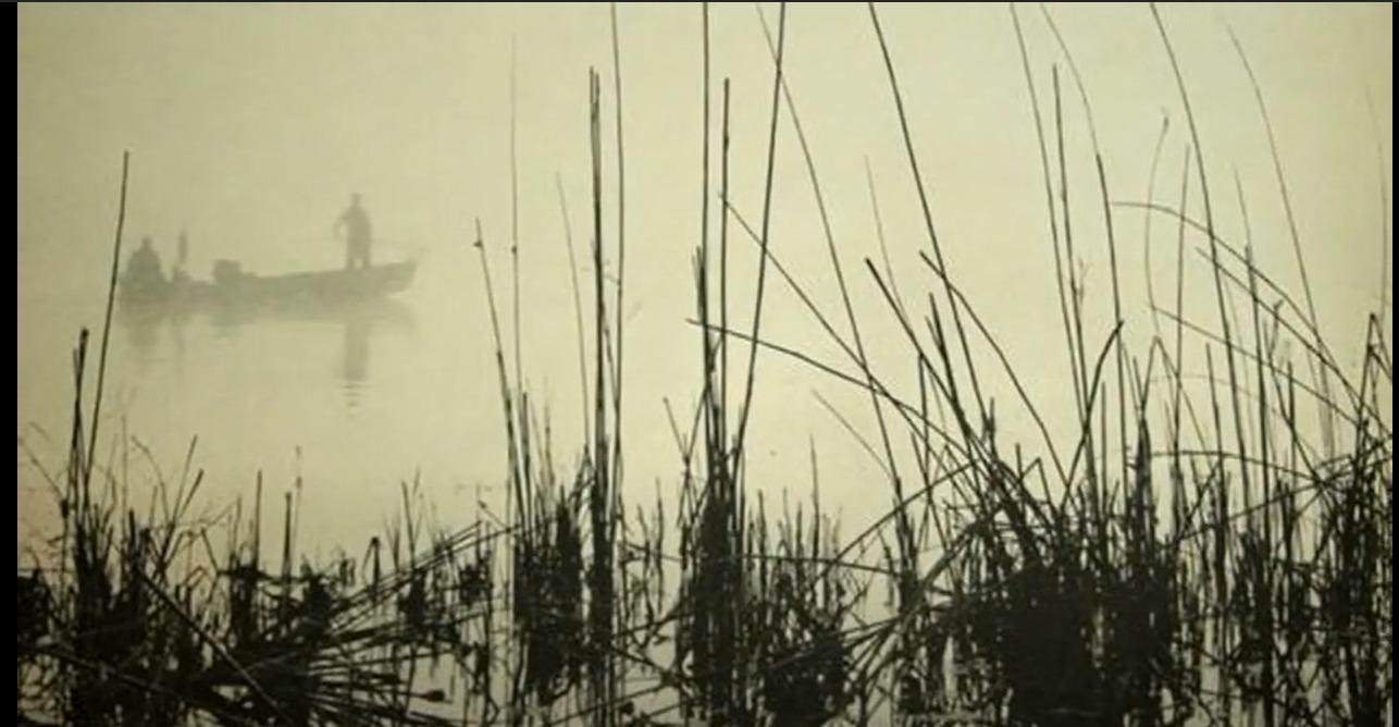 אגם החולה בשנות ה-50
